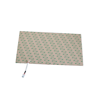 Adhesive Silicone Heating Pad for Electric Vehicle Car